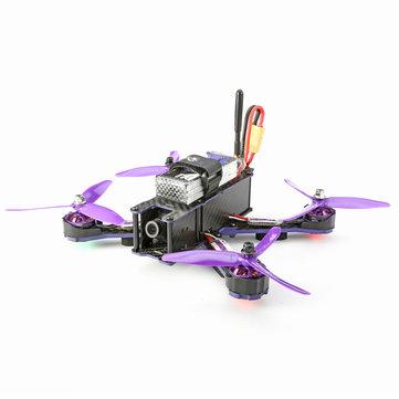 Eachine Wizard X220 FPV Racing Drone Blheli_S F3 48CH 200MW VTX ARF - SNHE