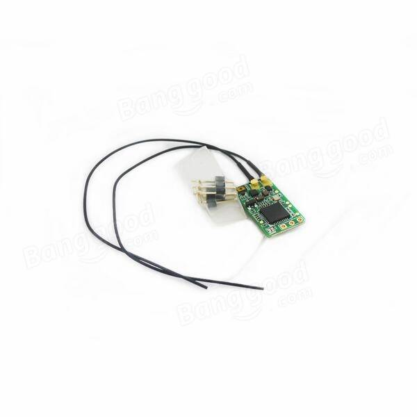 Frsky XM+ Micro D16 SBUS Full Range Receiver Up to 16CH - SNHE