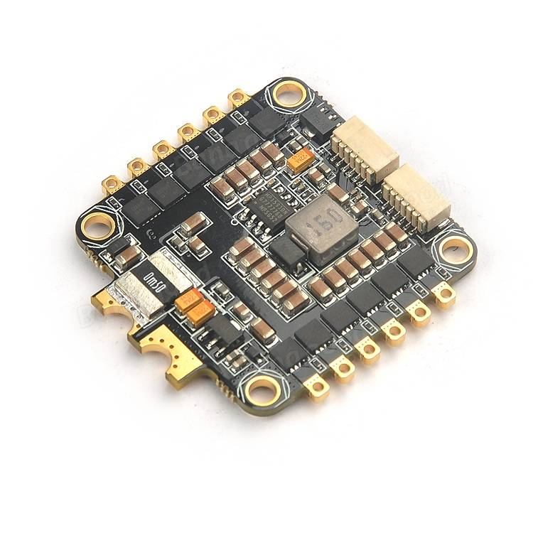 Racerstar Shot30A ESC 30A 30amp 3-6S 4 in 1 BLHeli_S BB2 Dshot600 Integrated Current Voltage Sensor - SNHE