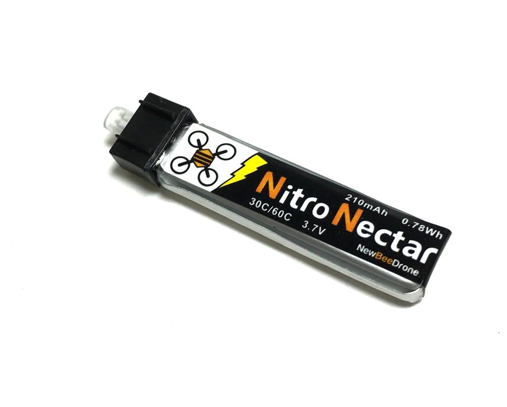 "NBD Nitro Nectar ""BeeDuctrix"" 210 30/60C mAh battery - SNHE"