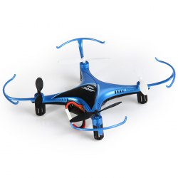 JJRC H22 3D RC Quadcopter   -  <font color=&quot;blue&quot;><b>BLUE</b></font> - SNHE