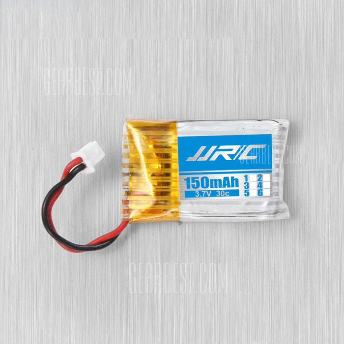 JJRC H20 Hexacopter 3.7V 150mAh 30C Battery - SNHE