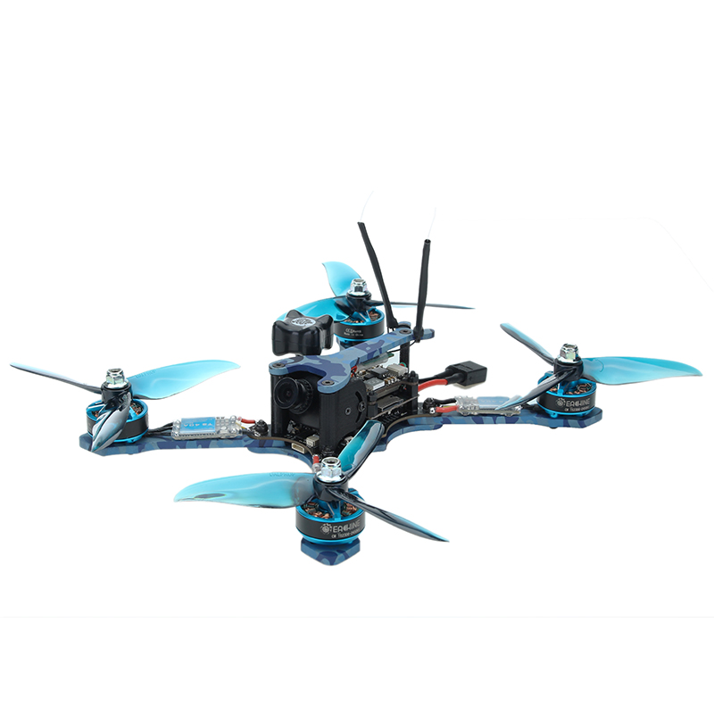 Eachine Wizard TS215 V2 215mm FPV Racing Drone F4 FrSky XM+ BNF - <font color=&quot;red&quot;><b>Updated Version</b></font> - SNHE
