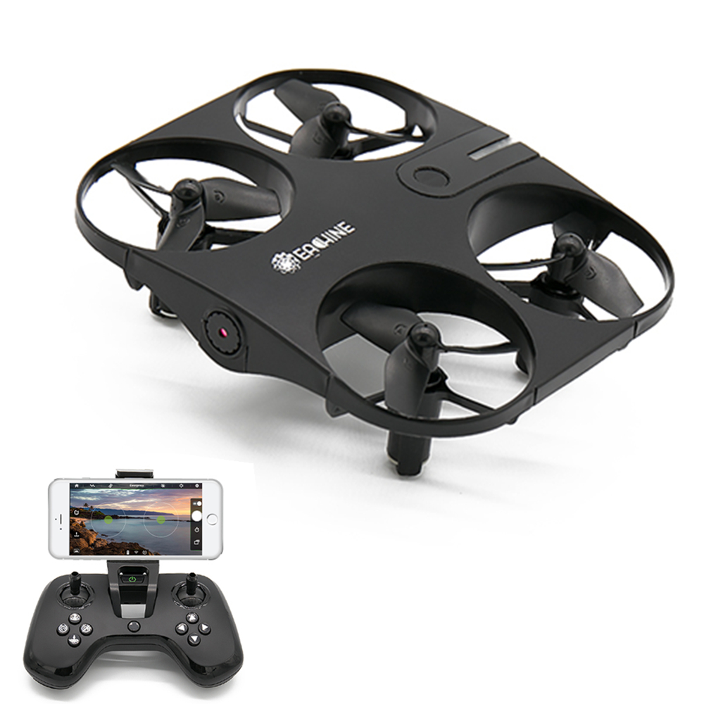 EACHINE Windmill E014 WIFI FPV With 720P HD Camera RC Quadcopter - SNHE