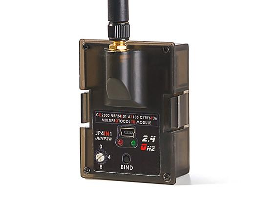 Jumper JP4IN1 Multi Protocol Radio Transmitter Module - SNHE