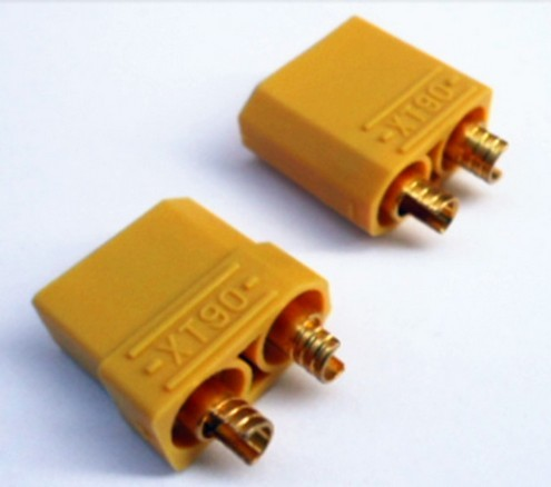 Helistar XT90 connector - SNHE