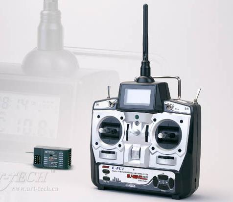 New Version Art-Tech 2.4Ghz Programmable R/C System (No Receiver) - SNHE