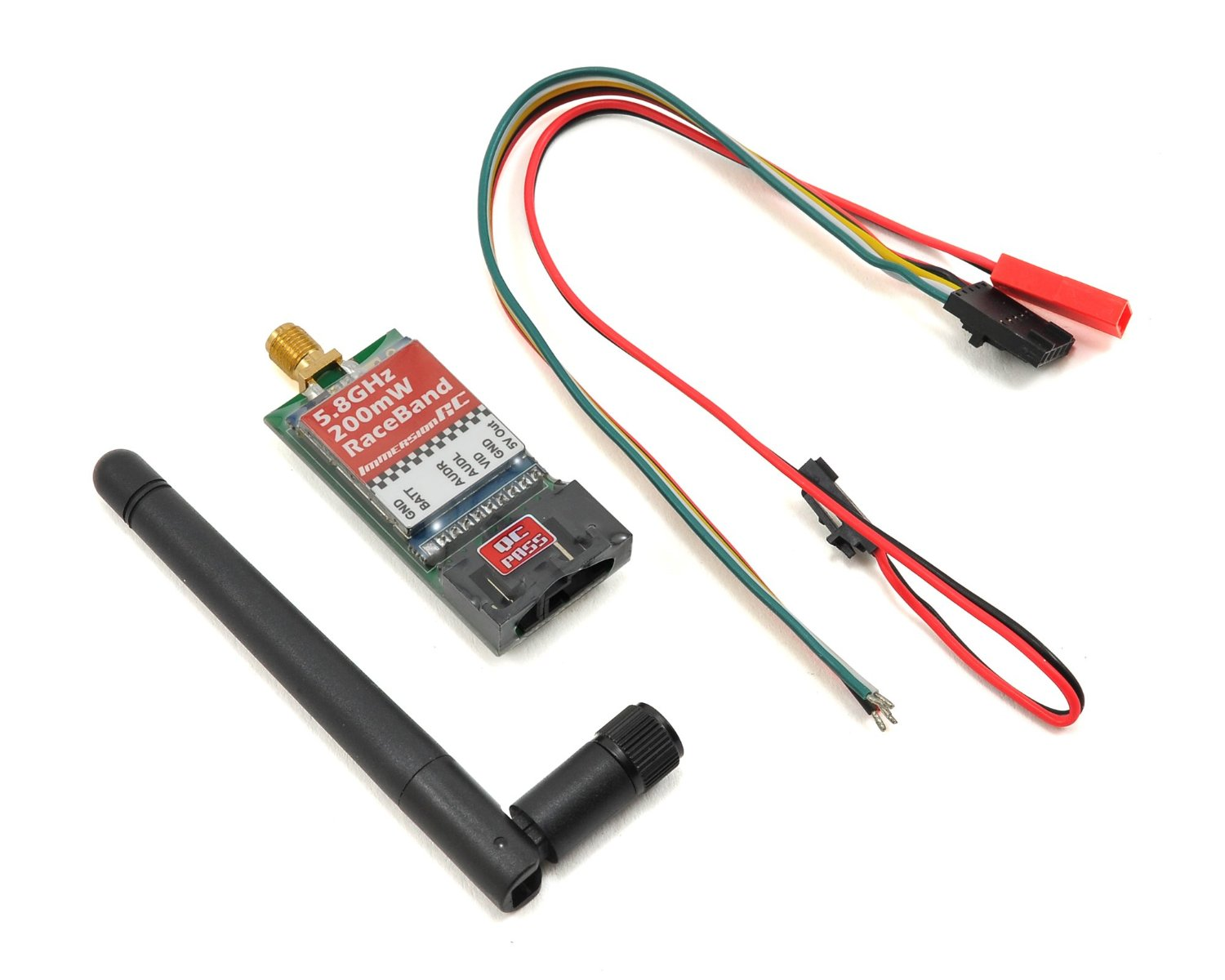ImmersionRC Race Band 200mW 5.8GHz A/V Transmitter - SNHE