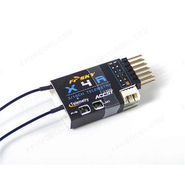 FrSky X4RSB 3/16 Channel Telemetry Receiver - SNHE