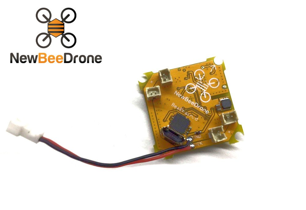BeeBrain v.1 <b>SPEKTRUM</b> - Cleanflight/Betaflight Flight Control - SNHE