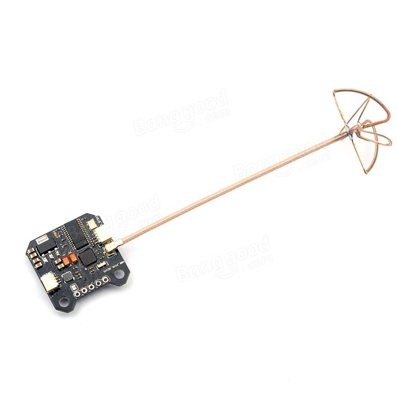 Micro 20x20mm VTX-OSD 40CH 5.8G 25mw-200mw Mini FPV Transmitter Integrated OSD RHCP For F3 - SNHE