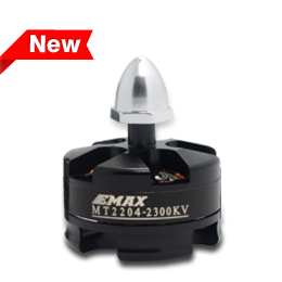 EMAX MT2204-2300kv Brushless Motor for Mini Multirotor - <font color=&quot;red&quot;><b>Clockwise</b></font> - SNHE