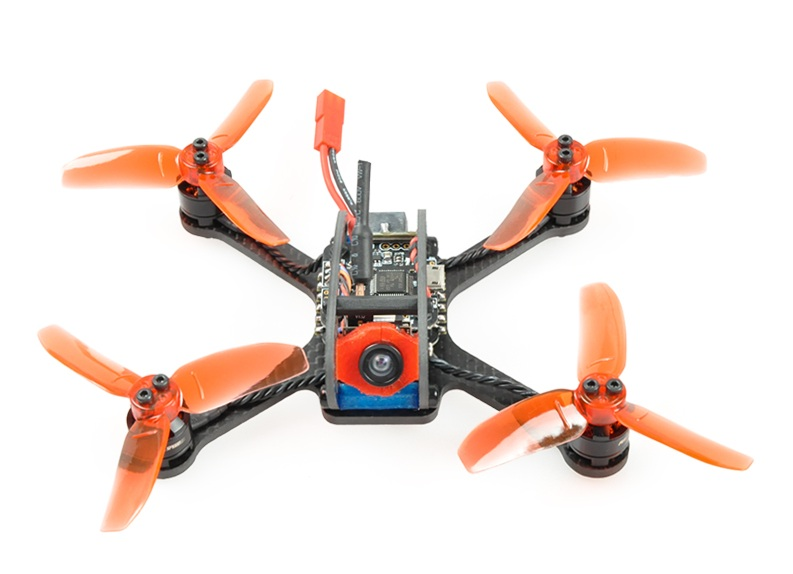 Full Speed RC LEADER-120 Mini FPV Racing Quadcopter <b>Bind-N-Fly FRSKY</b> - <font color=&quot;red&quot;><b>Upgraded</b></font> - SNHE