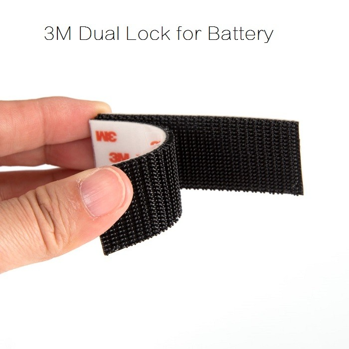 3M Dual Lock Double Sided Attachment Tape for Battery - SNHE