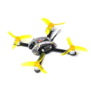 Kingkong FLY EGG 130 130mm FPV Racing Drone w/ F3 10A 4in1 Blheli_S 25/100MW 16CH 800TVL <b>BNF FRSKY</b> - Upgraded Version - SNHE