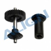 Align M0.8 Torque Tube Front Drive Gear Set/34T - SNHE