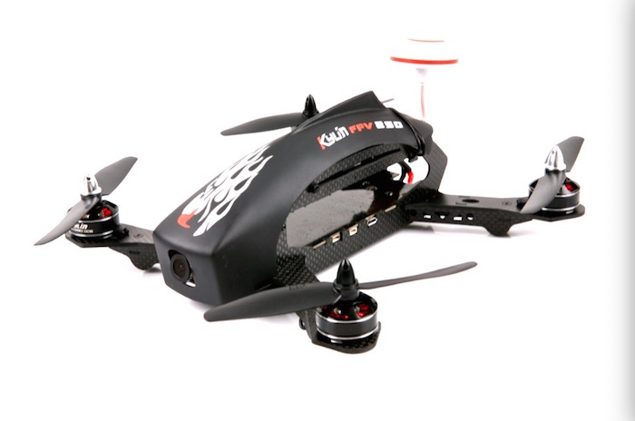 KDS Kylin 250 FPV ARF - SNHE