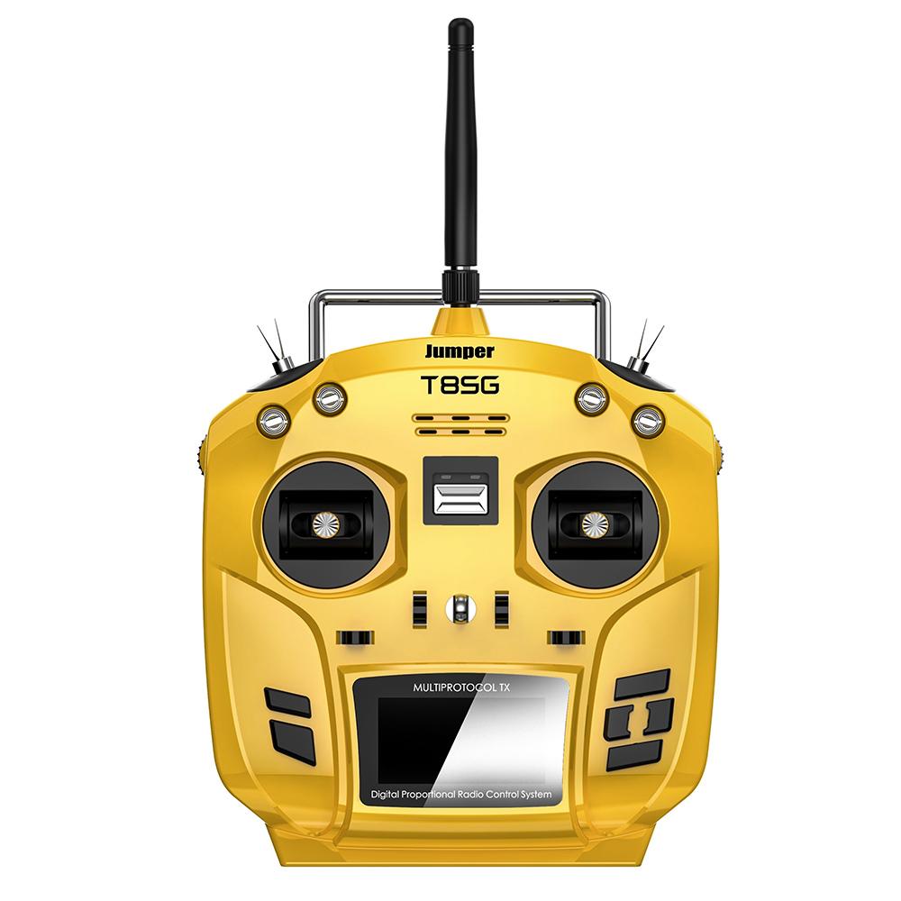 Jumper <b>T8SG v2.0 Advanced</b> Multi-protocol Transmitter - SNHE