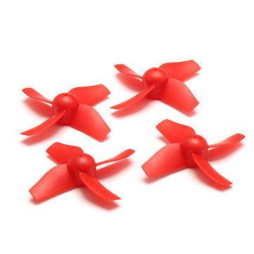 Eachine E010 Replacement Prop - RED - SNHE