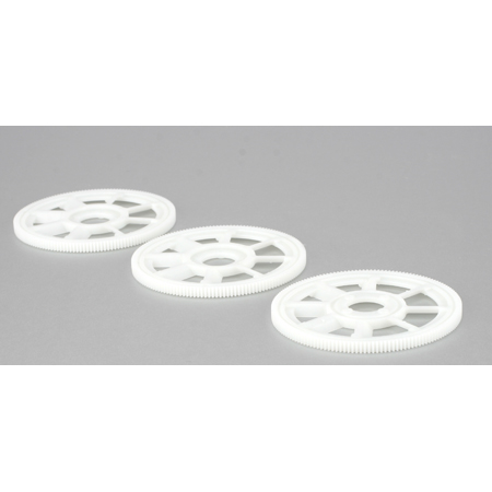 New Main Drive Gear, White (3): All 450 - SNHE