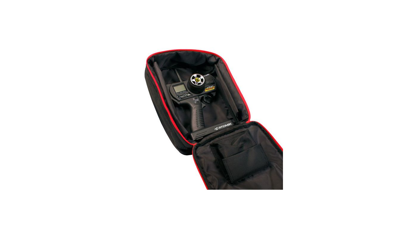 Venom Transmitter Bag, Black/Red - SNHE