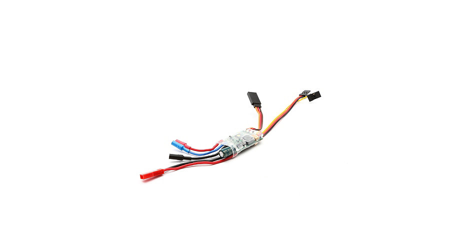 Blade Helicopter Dual Brushless ESC: 200 SR X - SNHE