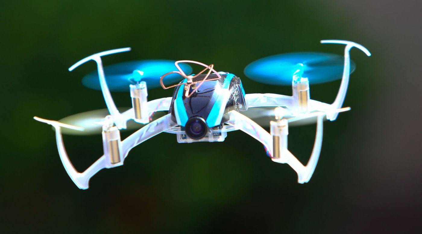 Blade Nano QX FPV RTF with SAFE� Technology - SNHE