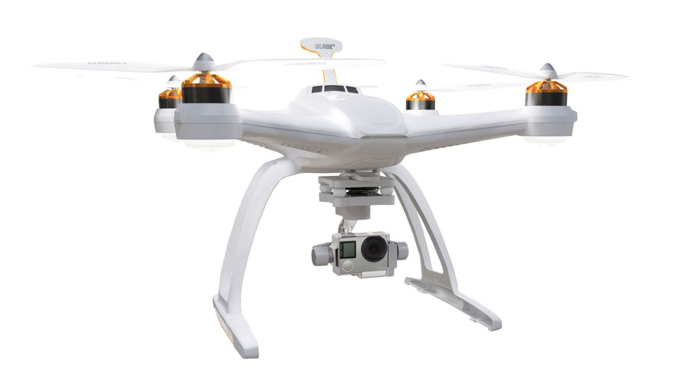 Blade Chroma™ Camera Drone with DX4 and 3-axis Gimbal for GoPro Hero - SNHE