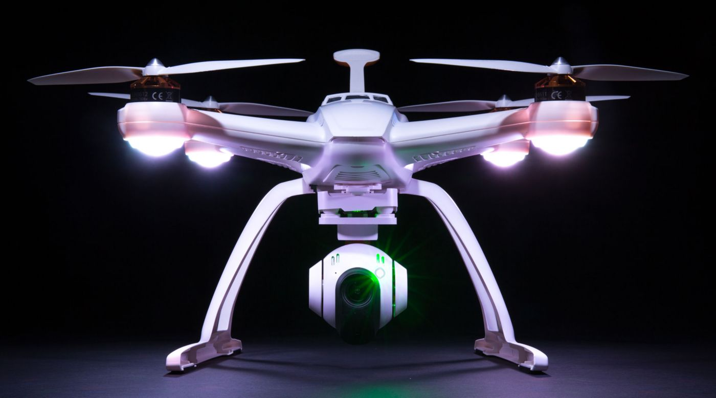 Blade Chroma� Camera Drone with 4K CGO3 and ST-10+ - SNHE