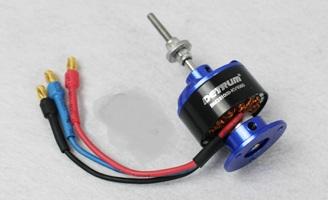 Dynam Brushless Motor(BM2810CD-KV1080) - SN Hobbies