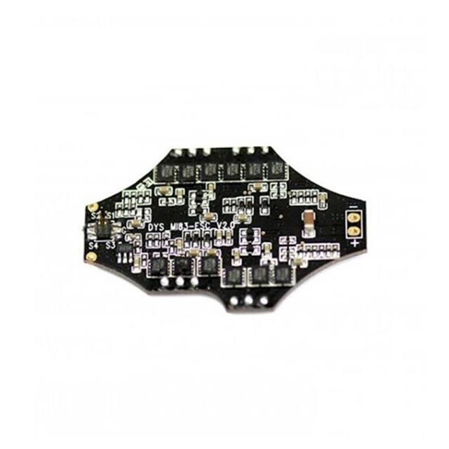 Deal DYS ELF Spare Part 4-In-1 10A ESC Blheli_S Dshot - SNHE