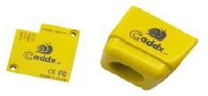 Caddx CM01 Case for Turbo S1 FPV Camera With Mount Bracket <font color=&quot;yellow&quot;><b>Yellow</b></font> - SNHE