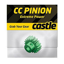 Castle Creations 32P CC Pinion, 24T - SNHE