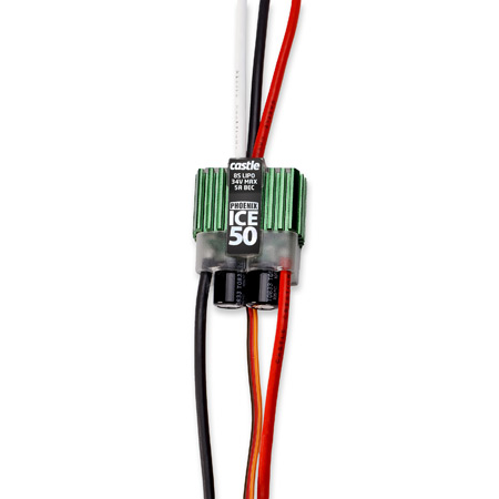 Phoenix ICE 50 Brushless ESC - SN Hobbies