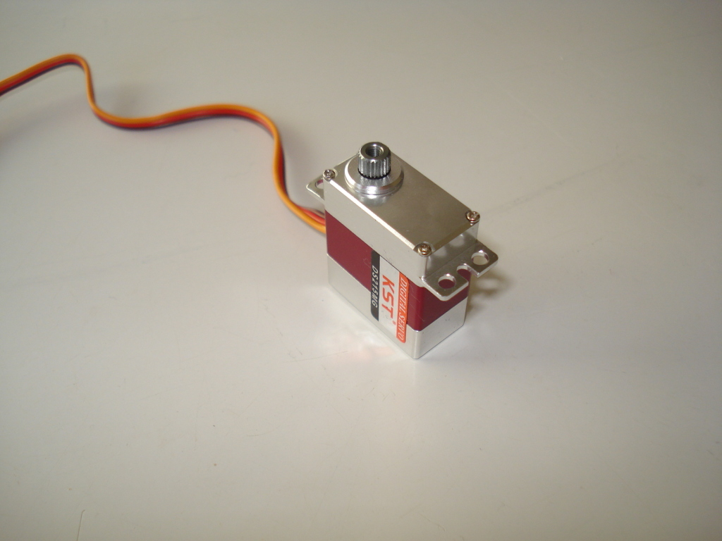 KST DS215MG V3 Micro Digital Metal Gear Servo - SNHE