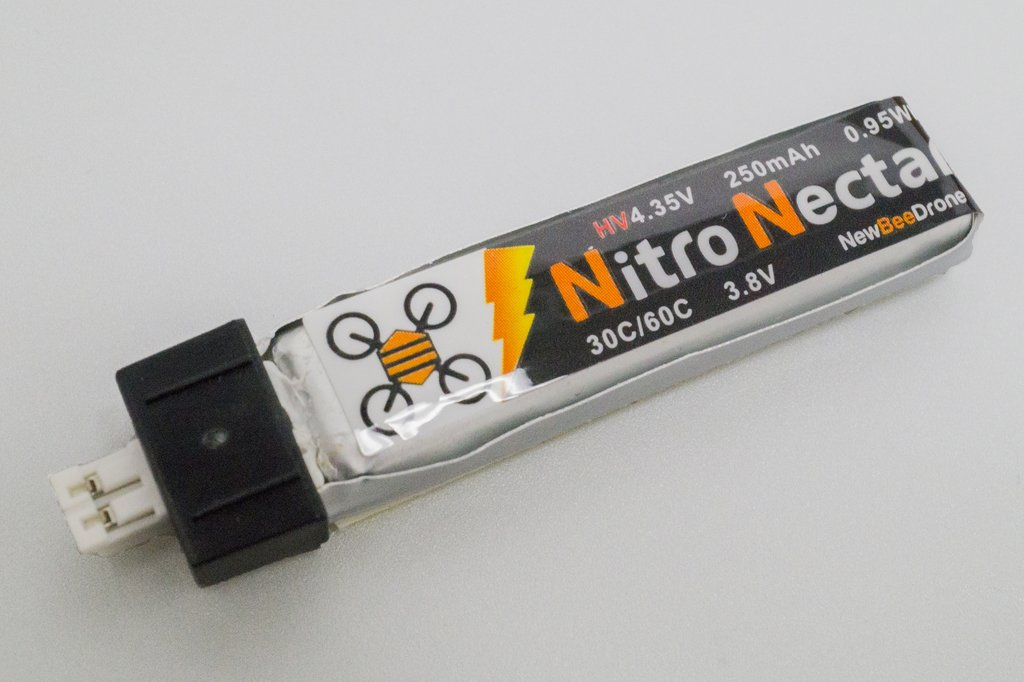 Nitro Nectar 250mAh HV LiPo Battery - SNHE
