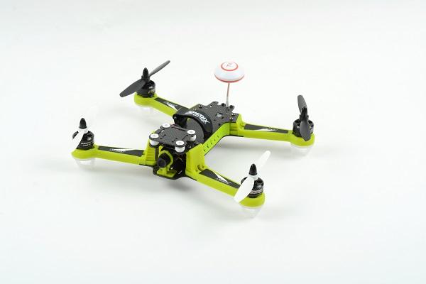 Sn Hobbies Spedix Rc S250 Pro Bnf Dsmx Fpv Drone