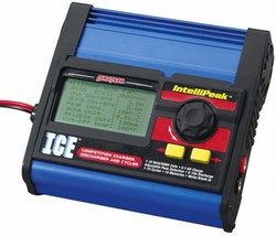 DuraTrax IntelliPeak ICE DC Competition Charger - SN Hobbies