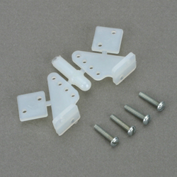 Control Horns,1/2A by Dubro Products - SN Hobbies