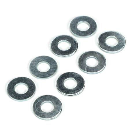 Flat Washer,1/4-20 - SN Hobbies
