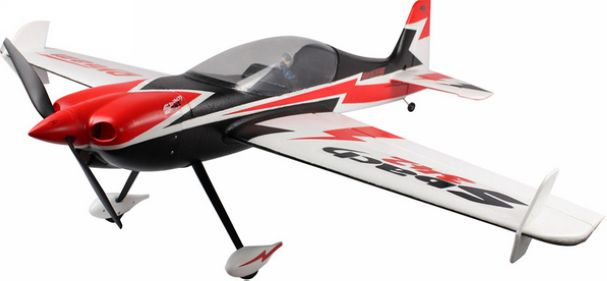 Dynam Sbach 342 4 Channel Aerobatic RC Plane PNP Version - SN Hobbies