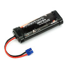Dynamite Speedpack 1800mAh Ni-MH 6-Cell Flat with EC3 Conn - SNHE