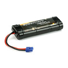 Dynamite Speedpack 4500mAh Ni-MH 6-Cell 7.2v Flat with EC3 Conn - SNHE