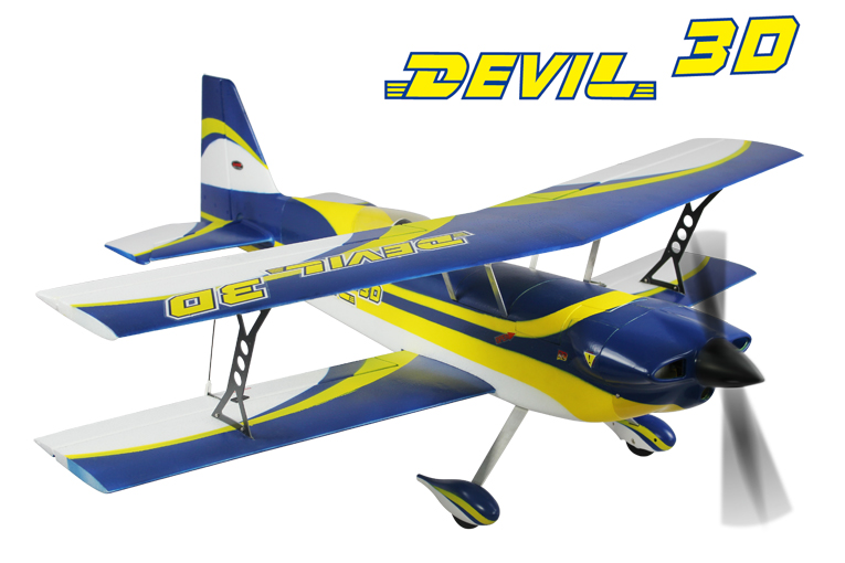 Dynam Devil 3D - PNP - SN Hobbies