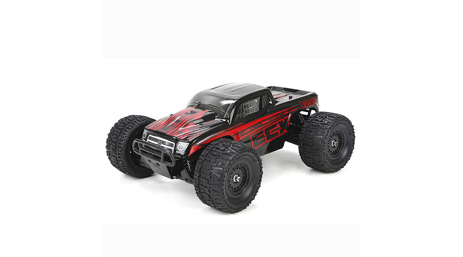ECX Ruckus 1/18 4WD Monster Truck RTR - SNHE