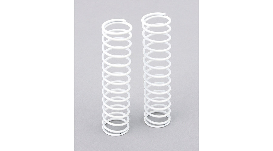 ECX Shock Spring Set Rear White 1.5 (2): Revenge E/N - SNHE