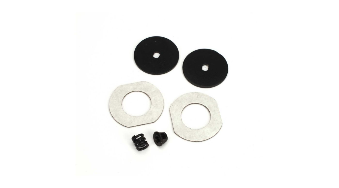 ECX Slipper Assembly: All ECX 1/10 2WD - SNHE