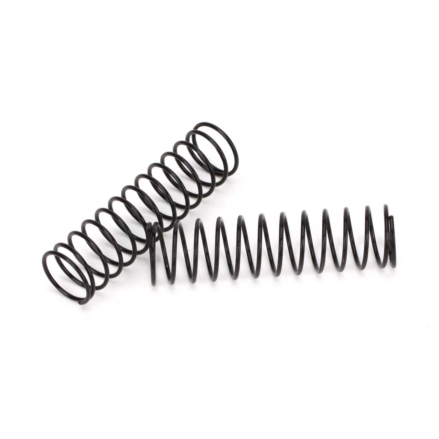 ECX Front Spring Black, Medium (2): All 1/10 2WD - SNHE