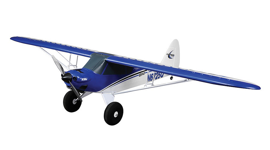 E-flite Carbon-Z Cub BNF Basic - SN Hobbies