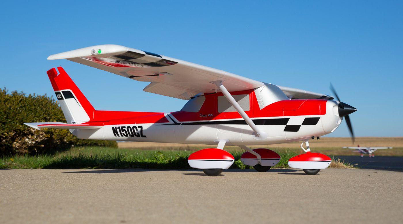 E-flite Carbon-Z Cessna 150 2.1m PNP - SNHE